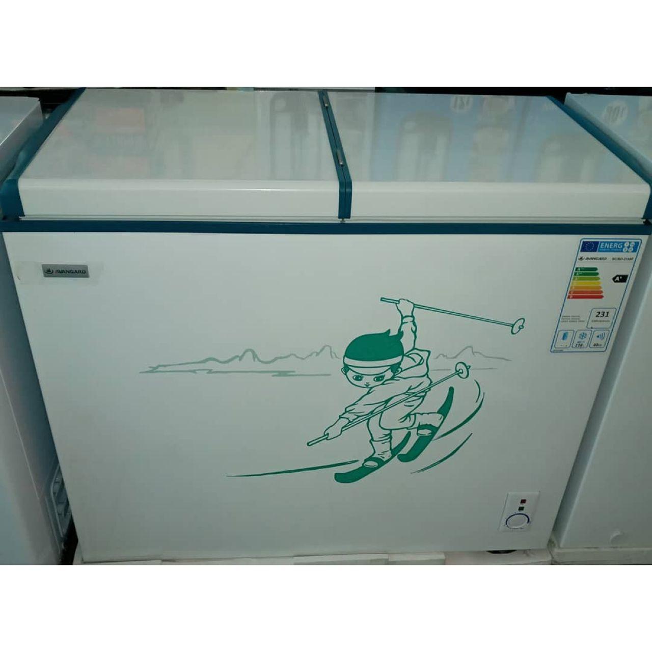 Морозильник Avangard 218 литров
