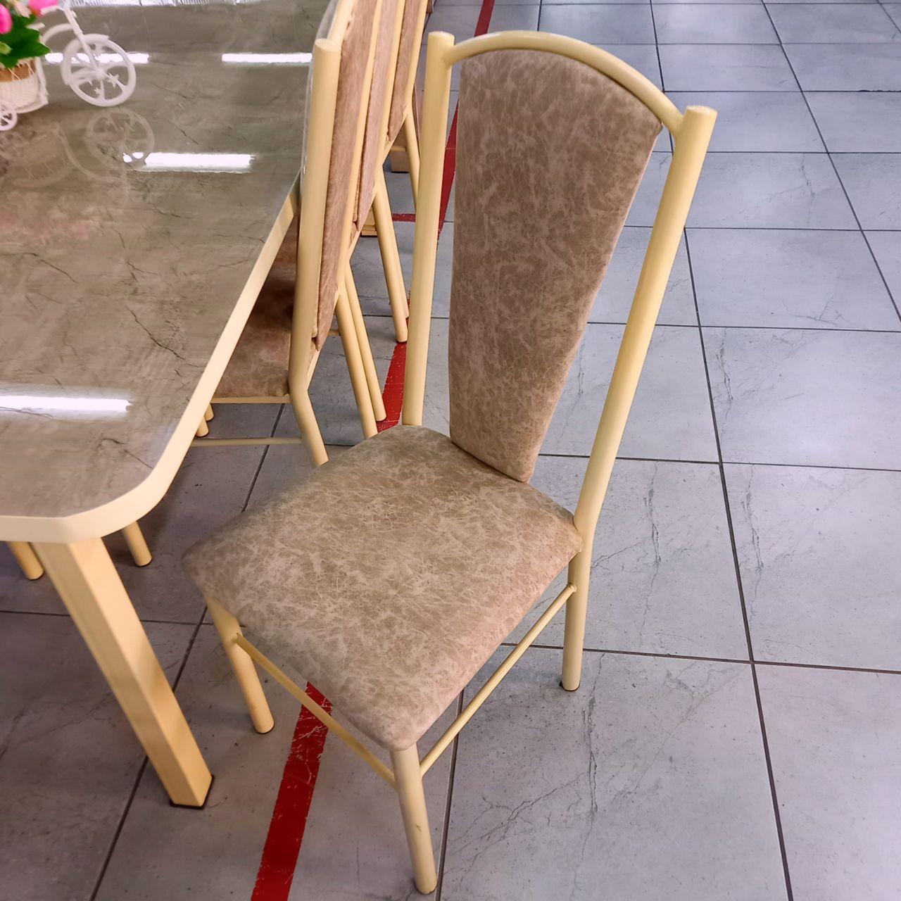 Стол со стульями Алипия