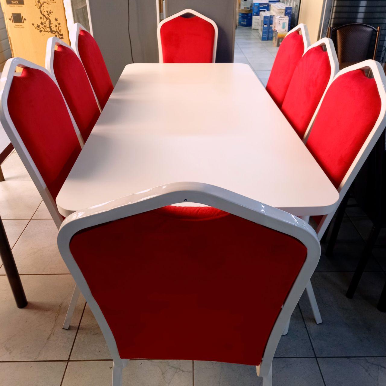 Стол со стульями Баронесса