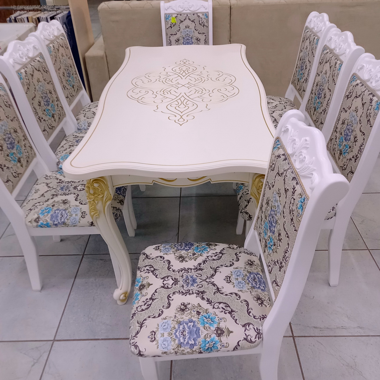 Стол со стульями Сакура