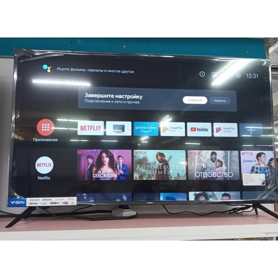 Телевизор Yasin 4K 128 см