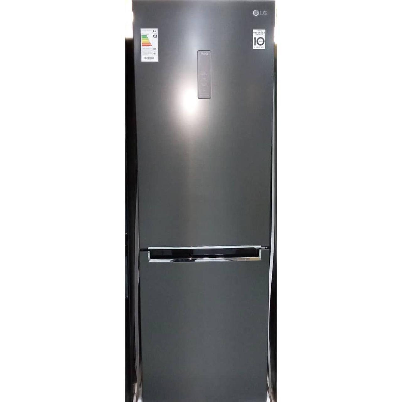 Холодильник двухкамерный LG 369 литров