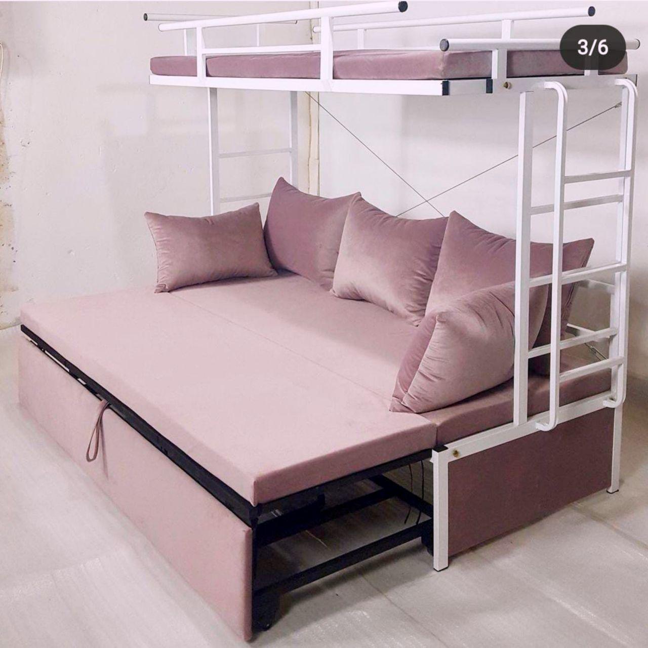 Кровать двухъярусная Айсель