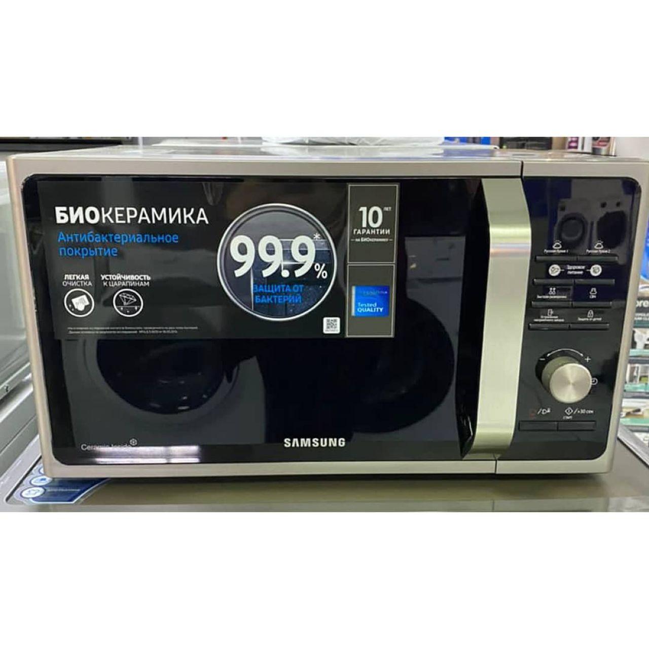 Микроволновка Samsung мощностью 800 Вт