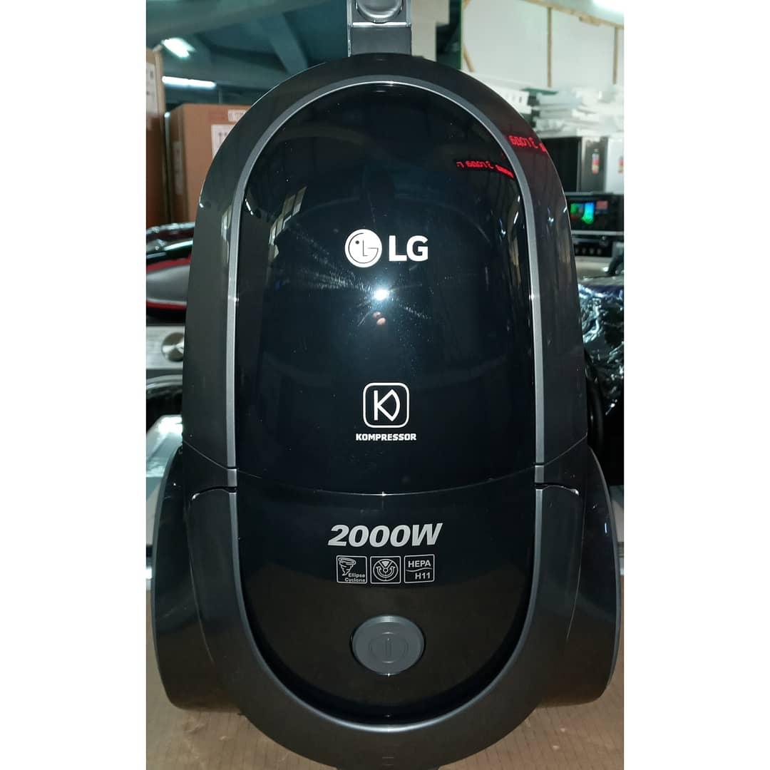 Пылесос LG мощностью 2000 Вт