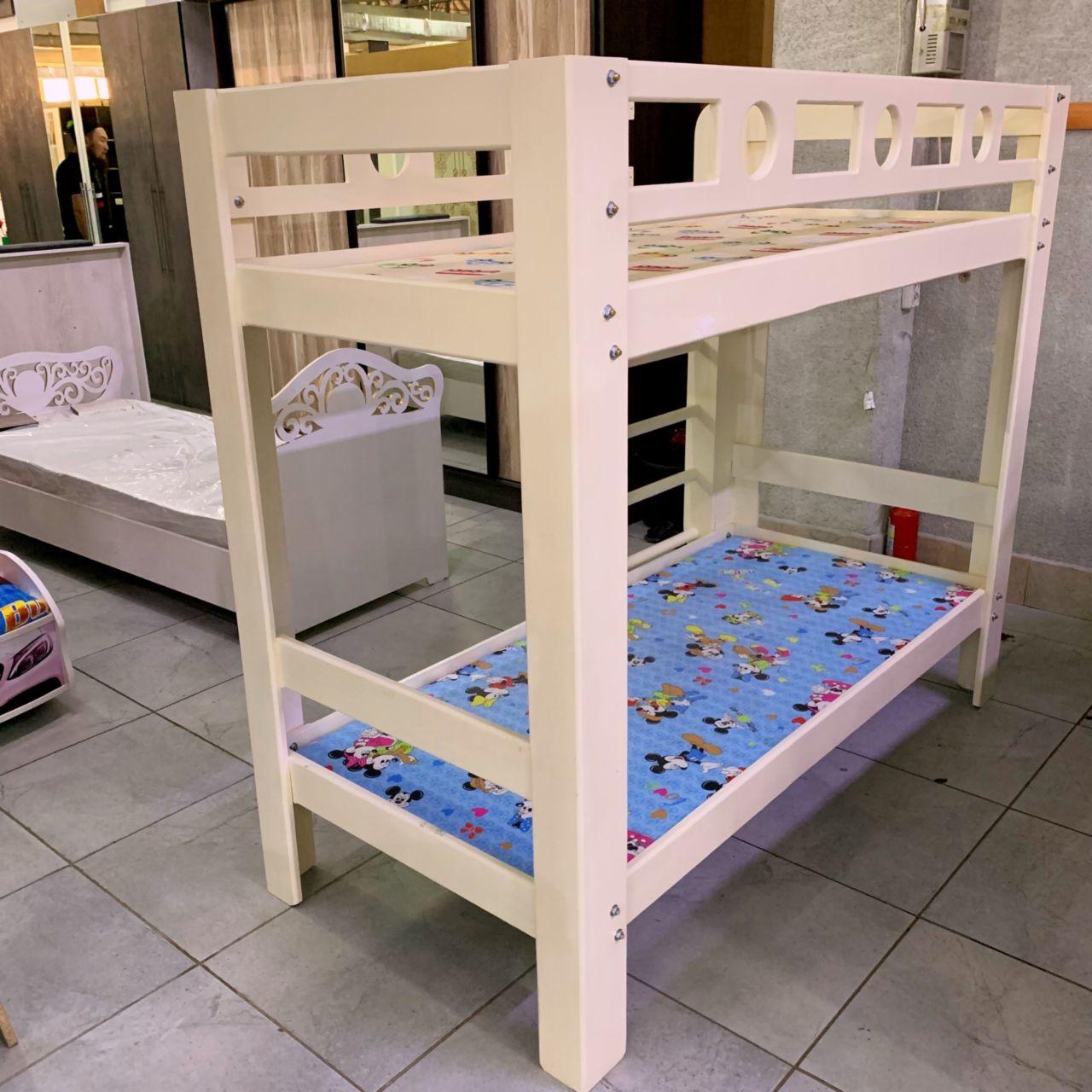Кровать двухъярусная Замира