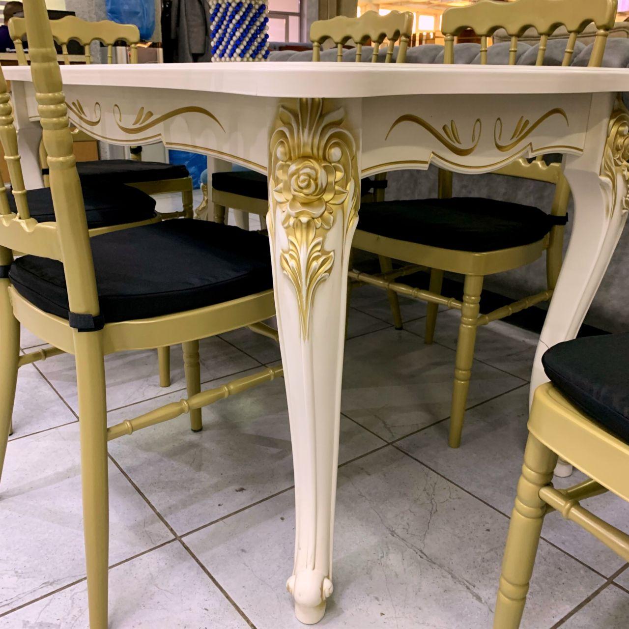 Стол со стульями Джерико