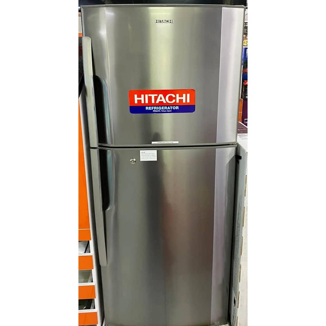 Холодильник двухкамерный Hitachi 335 литров